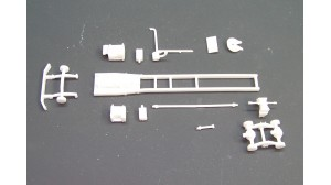 DM-600 Frame Kit